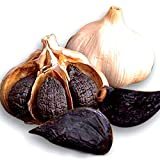 HOO PRODUCTS - 100pcs New Chili Black Garlic Seeds Giant Bonsai Japanese Rare Vegetable Seeds Home & Garden Organic Plants Anti-cancer Brand New !