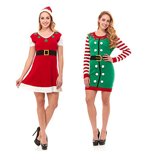 Plus Size Ugly Christmas Sweater.Just One Ugly Christmas Sweater Dress Xmas For Women Cute Reg And Plus Size Fashion
