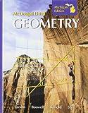 McDougal Littell Geometry, Michigan Edition