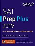 SAT Prep Plus 2019: 5 Practice Tests + Proven...
