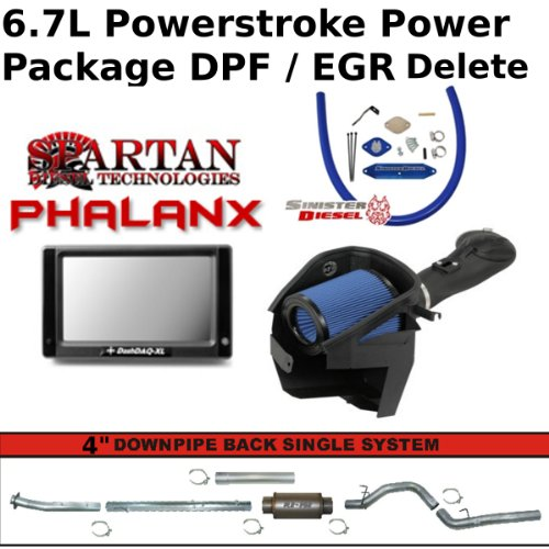 Ford 6.7L Powerstroke Performance Package DPF / EGR Delete