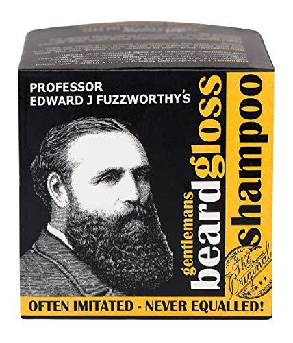 Professor Fuzzworthy's Beard SHAMPOO with All Natural Oils From Tasmania Australia - 115gm