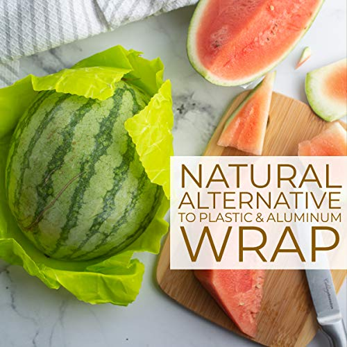Beeswax Wrap - Handmade in Switzerland - PataBee Reduce Plastic to Zero  Waste - Organic, Sustainable & Reusable Food Wrap - Eco-Friendly and