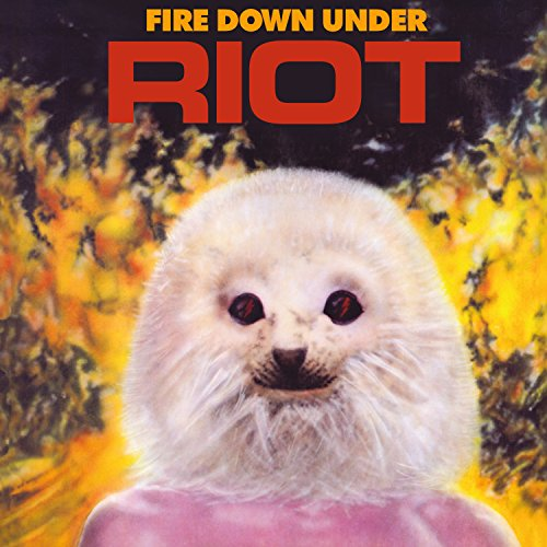 Fire Down Under : Riot: Amazon.fr: Musique