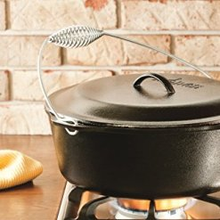 Lodge 9 Qt Cast Iron Dutch Oven