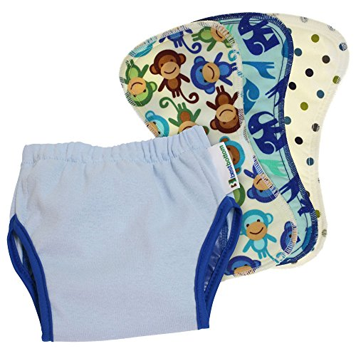 Best Bottom Potty Training Kit, Blueberry, Medium