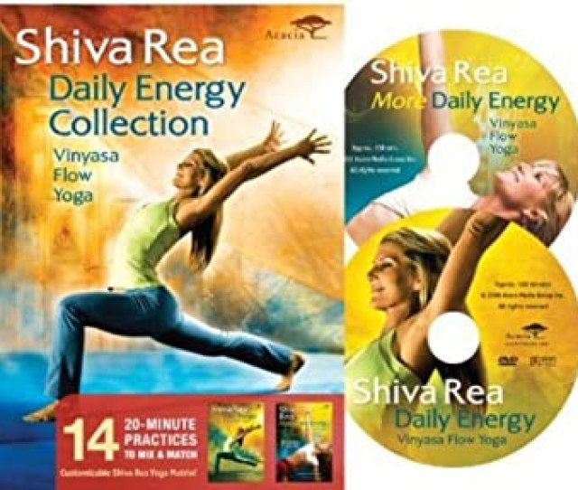 Image Unavailable Image Not Available For Color Shiva Rea Daily Energy Collection