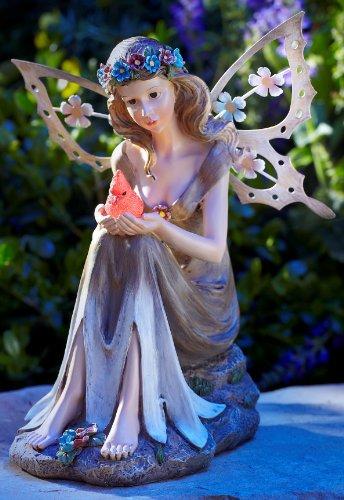 Moonrays-91351-Solar-Powered-Garden-Fairy-with-Glowing-Cardinal