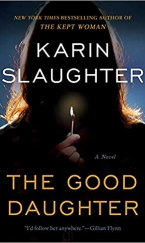 The Good Daughter - Karin Slaughter | Poppies and Jasmine