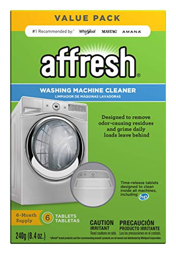 Affresh-W10549846-Washing-Machine-Cleaner-5-Tablets-Cleans-Front-Load-and-Top-Load-Washers-Including-HE