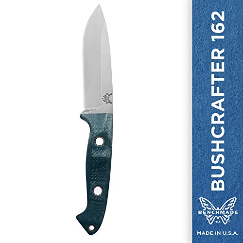 Benchmade - Bushcrafter 162, Drop-Point