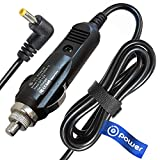 T POWER Car Charger Compatible with Radio Shack PRO-106 NIKON Coolpix 2000 LG Dp170 Blu-Ray Disc DVD Player Linksys BEFSR11 router Haier 7' 10' dvd player Power Supply Cord