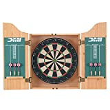 DMI Sports Deluxe Dartboard Cabinet Set - Multiple...