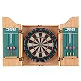 DMI Sports Deluxe Dartboard Cabinet Set - Multiple...