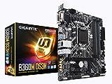 GIGABYTE B360M DS3H (LGA1151/Intel/Micro ATX/USB 3.1 Gen 1 (USB3.0) Type A/DDR4/Motherboard)