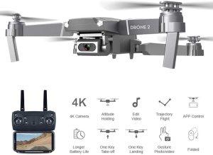 Ιταλικό Amazon με ΠΟΛΥ ΔΥΝΑΤΗ έκπτωση με το κουπόνι που σας βρήκα. Από 280€ μόνο 63€ | Seeds Remote Drone Aircraft with Folding Fixed Height Quadcopter Drones
