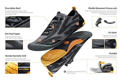 TSLA Men's Trail Running Minimalist Barefoot Shoe 16 Fashion Online Shop gifts for her gifts for him womens full figure