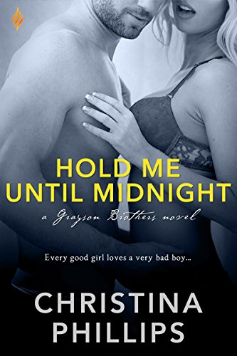 Hold Me Until Midnight by Christina Phillips