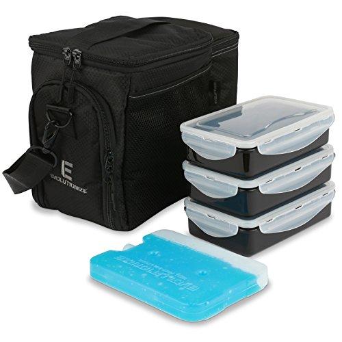 EDC Meal Prep Bag by Evolutionize - Full...