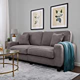 """Product review for Serta RTA Palisades Collection 78"""" Sofa in Glacial Gray"""