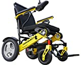 Forcemech Navigator - All Terrain Folding Electric Wheelchair (Navigator)