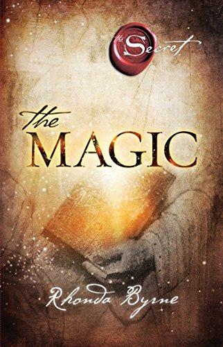 The Magic (The Secret Book 3) by Rhonda Byrne