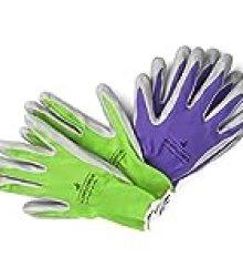 best ladies gardening gloves