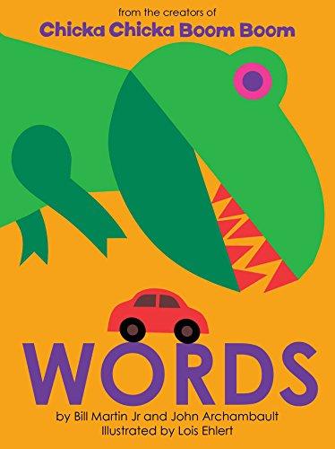 [zkVti.R.e.a.d] Words (Chicka Chicka Book, A) by Bill Martin Jr, John Archambault [E.P.U.B]