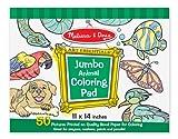 Melissa & Doug Jumbo Coloring Pad - Animals
