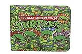 Teenage Mutant Ninja Turtles(TMNT) PU Leather Bifold Wallet (TMNT01)