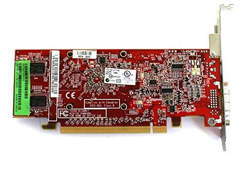 Dell, ATI Radeon HJ513 ATI Radeon X1300 128MB DVI S-Video PCI-E Video Graphics Card Compatible Part Numbers HJ513 NP720 4