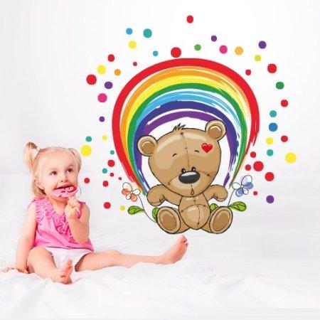 Come dipingere e decorare le pareti della Nursery