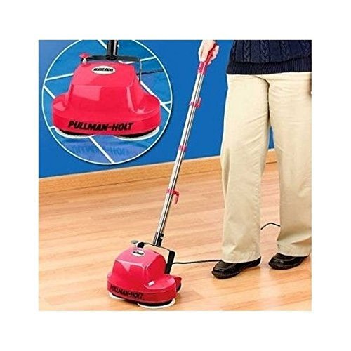Floor Cleaning Machine Cleaner Light Cleaning Mini Buffer Scrubber Polishes Most Surfaces Including Carpet, Wood, Cement, Tile, Patios, Garages, Decks, Warehouses, Storage Units, Car Dealership Showrooms, Retail Stores, Schools, Daycare's, RVs, Motorhomes