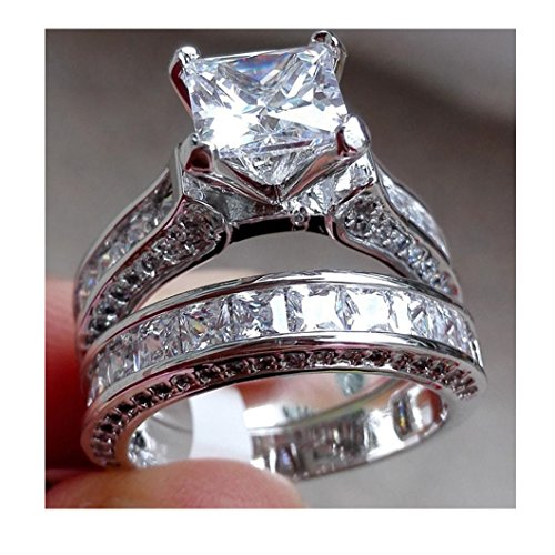 wedding zirconia carat corners cubic design engagement piece terrific clearance sumptuous silver luxury tgw sterling ideas rings popular download