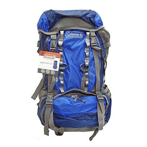 Mochila BackPack Campismo 70 QT Lonquimay Azul 2000023358