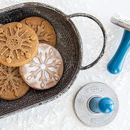 Nordic Ware Frozen 2 Snowflake Cookie Stamp Set