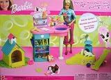 Barbie Stylin' Pup Pet Playset w 2 Pets (2002)