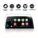 [Heat-Resistant] 2017 2018 2019 CRV Trapezoid Tempered Glass Protector for CRV Special 7-Inch in-Dash Center Navigation Screen Display Lx Ex Ex-l Touring (7-Inch)