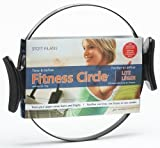 STOTT PILATES(MERRITHEW) Fitness Circle Lite (Black), 14 inch / 35.5 cm (Packaging may Vary)