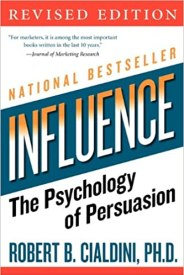 Image result for Influence: The Psychology of Persuasion