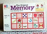 The Original Memory Game Milton Bradley 1980