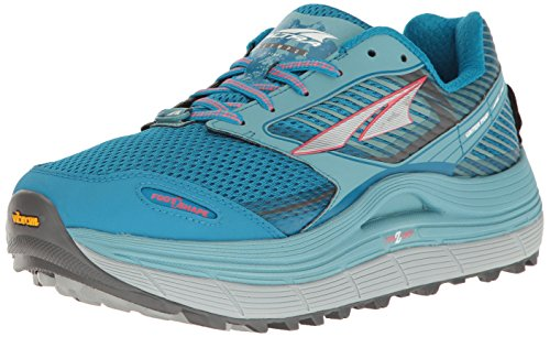 Altra Olympus 2.5 Women's Trail Running Shoe, Blue, 6.5