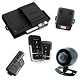 Excalibur AL17753DB 2-Way Paging Start/Keyless Entry/Vehicle Security System (with 2 Button LED Sidekick Remote)