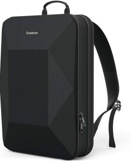 Smatree Semi-Hard and Light Laptop Backpack - Slim and Anti-Shock