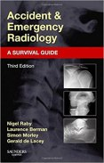 Image result for Accident and Emergency Radiology: A Survival Guide