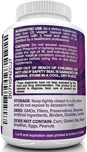 Nutrivein Keto Diet Pills 1600mg - Advanced Ketogenic Diet Supplement - BHB Salts Exogenous Ketones Capsules - Effective Ketosis Best Keto Diet, Mental Focus and Energy, 60 Capsules 9