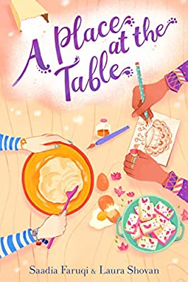 A Place at the Table (9780358116684): Faruqi, Saadia, Shovan, Laura: Books  - Amazon.com