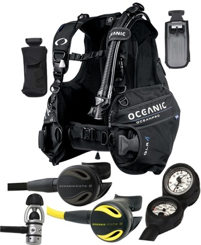 Oceanic Scuba Diver Package