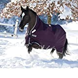 Product review for Horseware Rambo Wug Turnout Blanket 370g 78 Purple