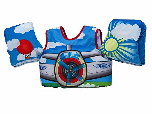 Body Glove Plane Motion Swim Life Jacket